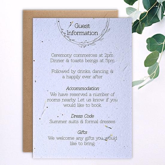 Wreath Information