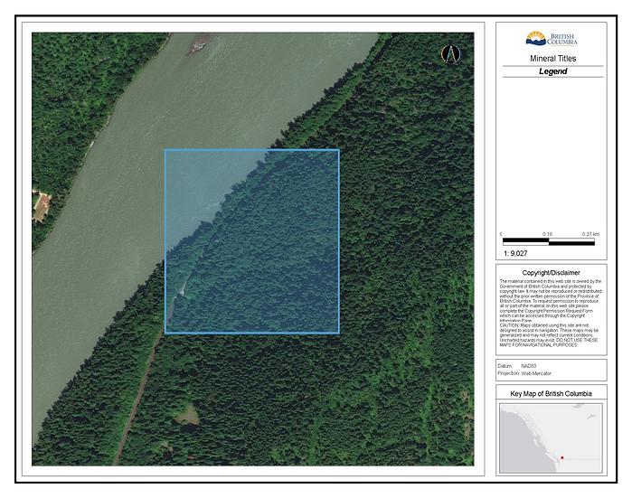 Fraser River, Hope, B.C. / 51.91 acres