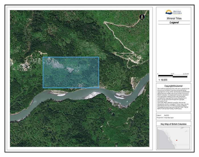 Quesnel River, Quesnel Forks, B.C. / 96.91 acres