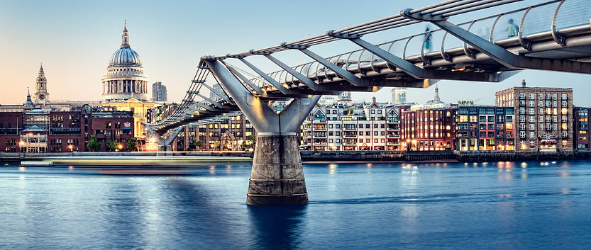 Tax Advice UK _ Millenium Bridge, London