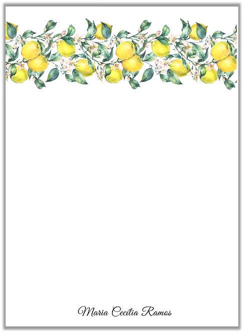 Papel de Carta Lemon