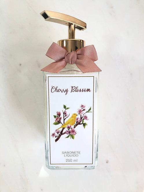 Sabonete Líquido Flor de Cerejeira Square 250ml