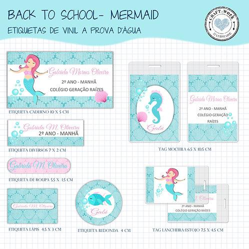 Back to School - MERMAID