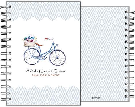 Agenda Coleção Hobbies Bike