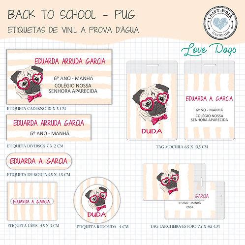 Back to School - PUG