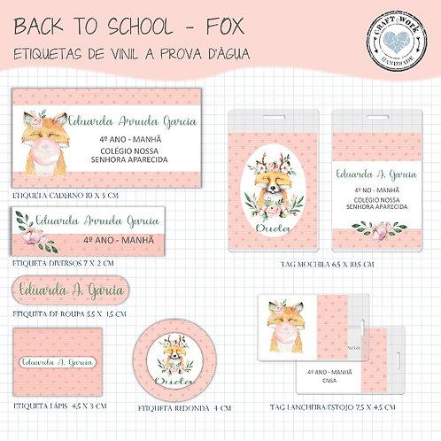 Back to School - FOX