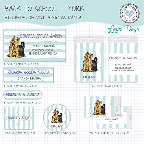 Back to School - YORK