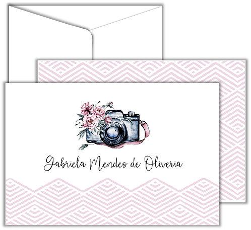 Cartão de Mensagem Click ColeçãoHobbys