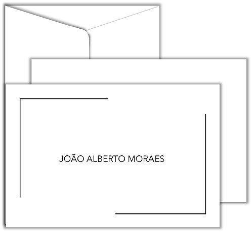 Cartão Social Frame III