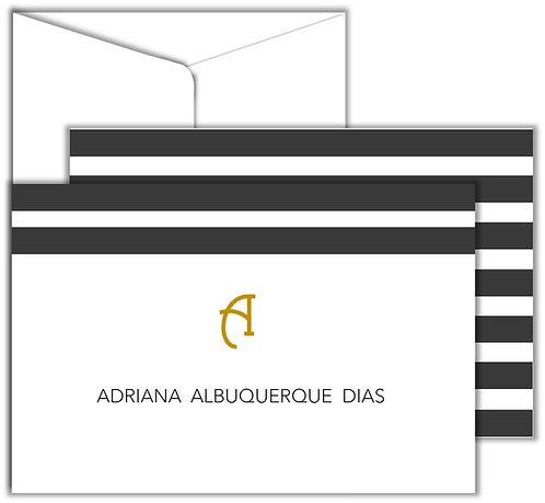 Cartão Social Basic Black
