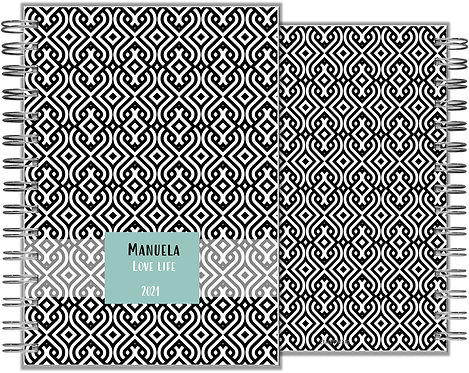 Agenda Geometric Print