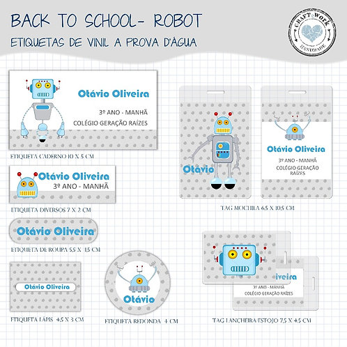 Back to School - ROBOT