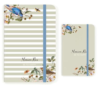 Caderno Blue Bird