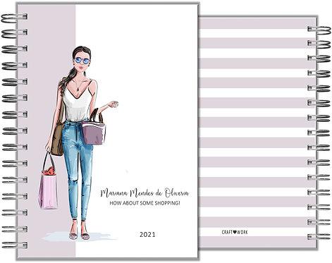 Agenda Shop Girl
