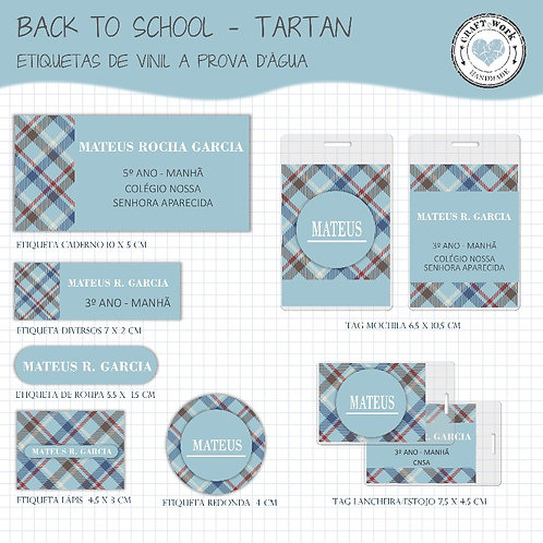 Back to School - TARTAN