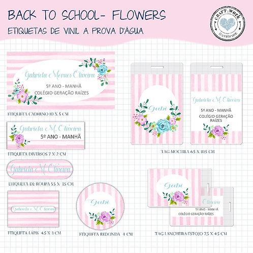 cópia de Back to School - FLOWERS