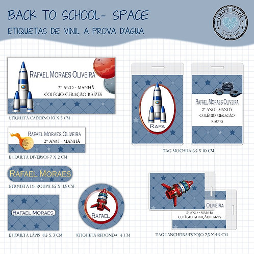 Back to School -SPACE