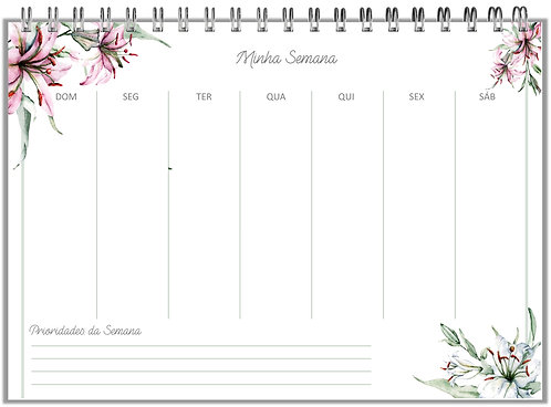 Planner Flowers