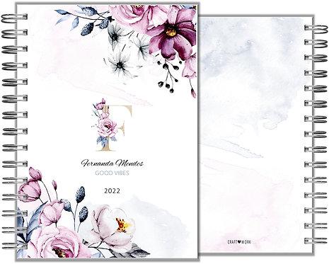 Agenda Watercolor I