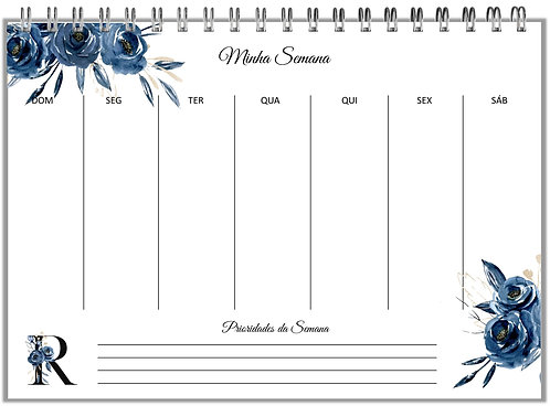 Planner Marine Letters