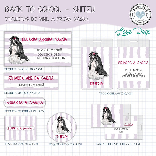 Back to School - SHITZU
