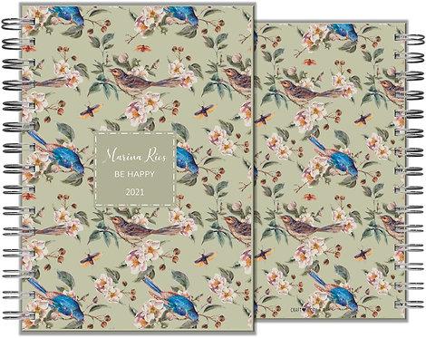 Agenda Blue Birds