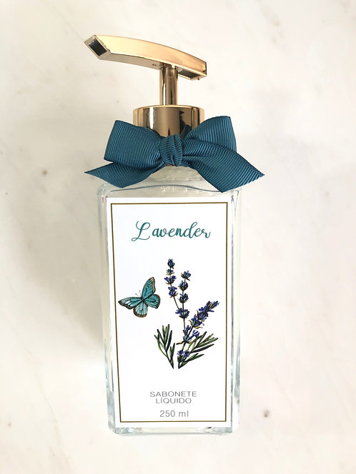 Sabonete Líquido Lavender Square 250 ml
