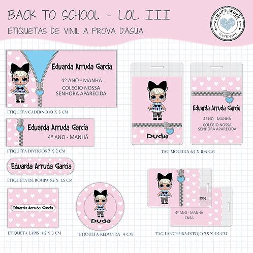 cópia de Back to School -CAMUFLADO GIRL