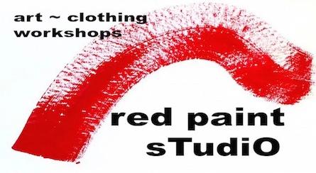 Red Paint Studio