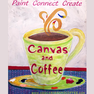 Canvas and Coffee and Kids