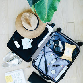 When you get away, it's time to relax and be your most beautiful self. And while you might need a few more things before you go, you definitely need to pack well. Let me help you pack the right things so you can look your best on the road less traveled.