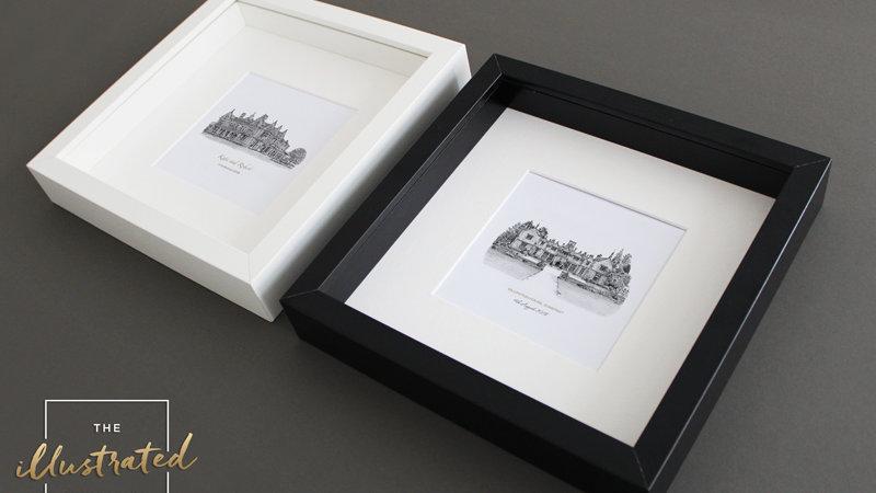 Framed Sketches