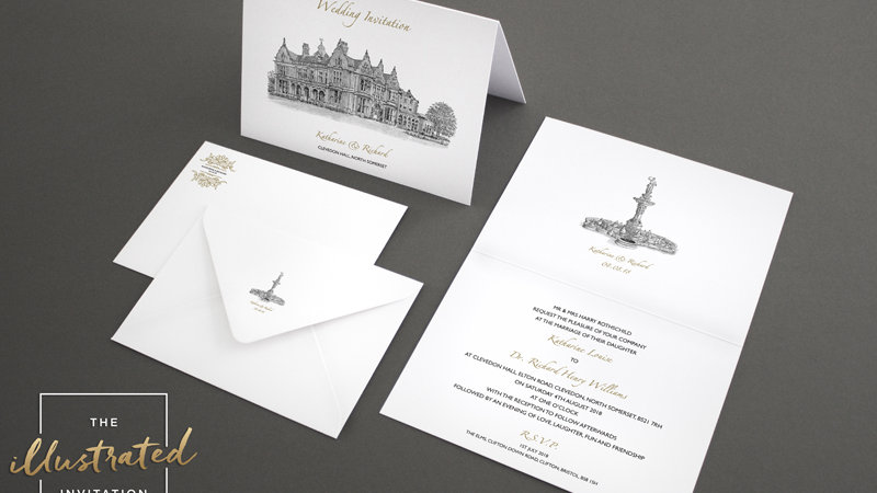 Day and Evening Invitations