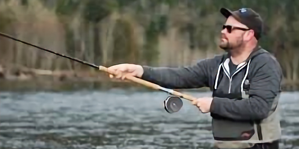 Clinic: Spey casting on the grass