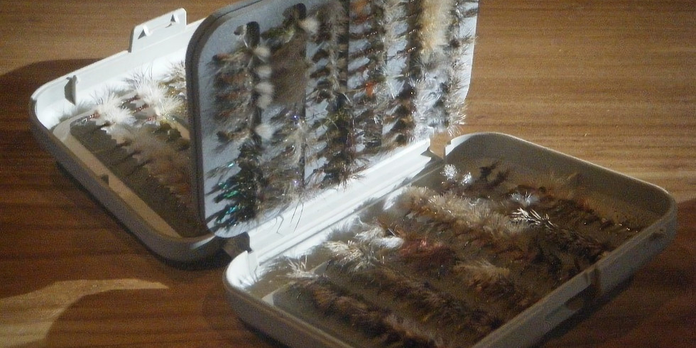 Class: Organizing Your Fly Boxes