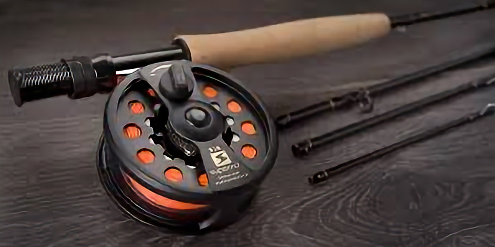 Class: Rods, Reels, and Lines