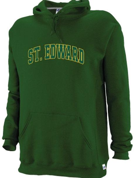Classic St Edward Hoodie Green