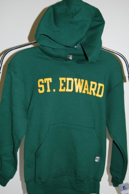 Hoodie Youth Green St Edward