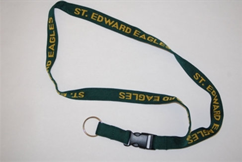 Lanyard Woven St. Edward with Detachable Key