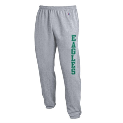 Sweatpants Cinched Bottom - Gray