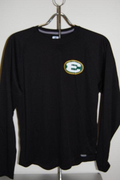 Tshirt LS 60/40 Black