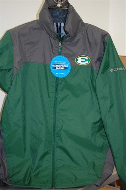 Columbia Waterproof Full Zip Jacket with Hood