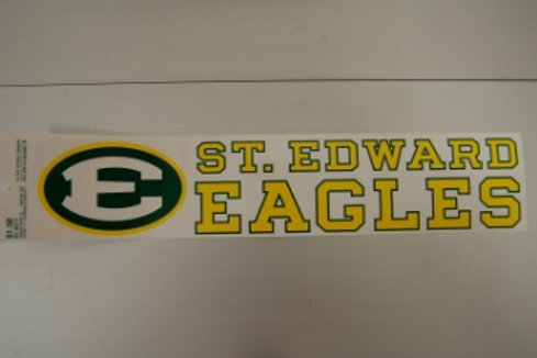 Decal Sticker SE Eagles Oval E Long