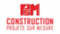 Logo Construction Projets sur Mesure