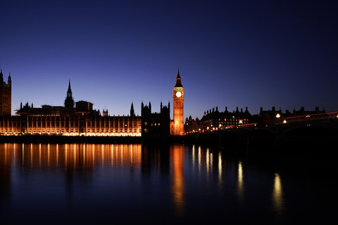 A Leap Through London