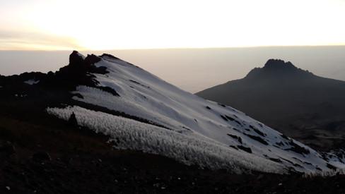 Earning the Snows of Kilimanjaro