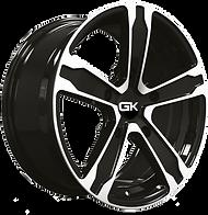 GK-162 gloss black frontpolished.png