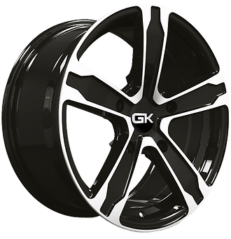 GK-162 gloss black frontpolished.png