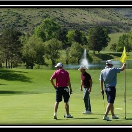 Titan Golf Event- presented by Alliance