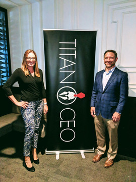 Transworld Teams up with Titan CEO